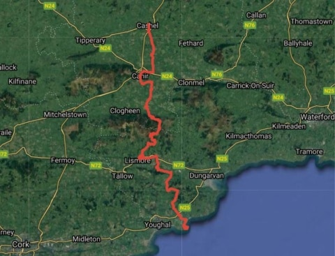 St Declan8217s Way trail has been formally approved by Sport Ireland